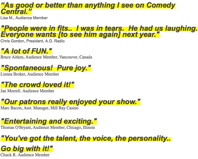 Comedy Ventriloquism Image