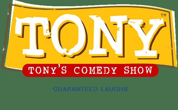 Tony's Comedy Show | Comedian Ventriloquist | Justin Milan Ver Burg